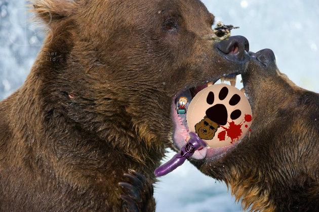 Bear Mouth